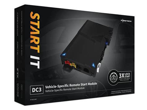 compustar ft dc hc    remote starter   lock