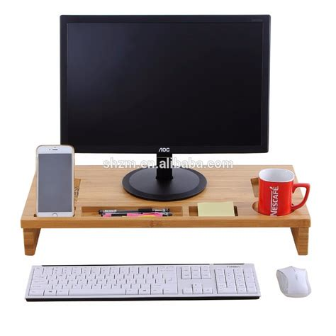 bamboo computer desk bamboo computer desk multi tasking laptop tablet cellphone