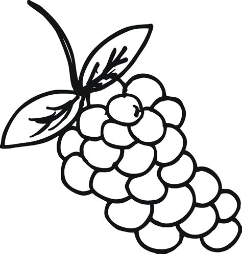 coloring pages vines food coloring pages children s best activities