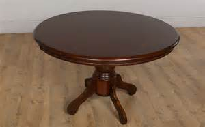 wentworth round dark wood dining room table 120cm ebay archive dark wood dining room table essenwood olx co za