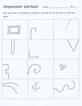 Squiggle Drawing Therapy