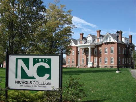 Acton Mba Tuition by Chelmsford S Jonathan Demers Graduates In Nichols College