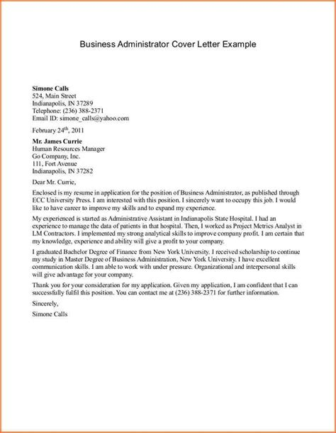 In Letters business letter in letters free sle letters