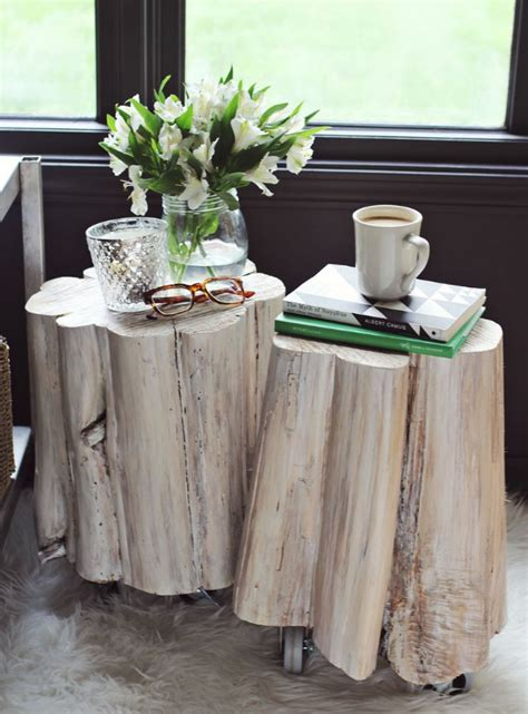 reclaimed tree trunk tables for the eco friendly home reclaimed tree trunk tables for the eco friendly home