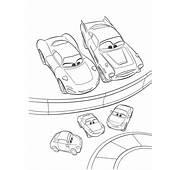 Kleurplaten En Zo &187 Van Cars 2
