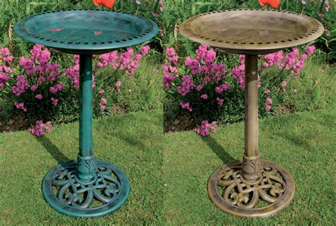 backyard bird baths pedestal bird bath bird cages