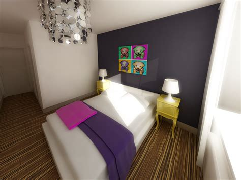 pop art bedroom bedroom in pop art style by nikita zagurskii at coroflot com