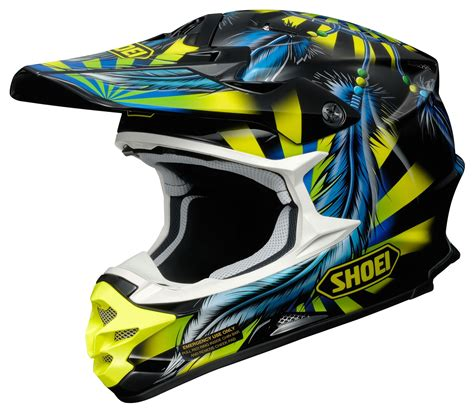 motocross bike gear shoei vfxw grant2 helmet jpg