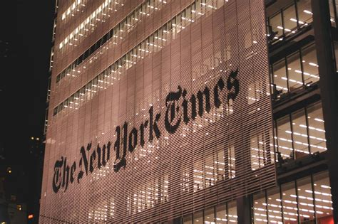 New York Times Office by New York Times Dares Donald To Sue Sexual