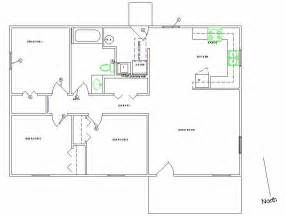 Simple House Floor Plans by Home Ideas 187 Simple Home Plans