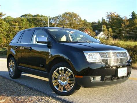 buy car manuals 2008 lincoln mkx engine control buy used 2008 lincoln mkx awd loaded in belmont new hshire united states for us 16 000 00