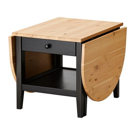 arkelstorp coffee table black 65x140x52 cm ikea