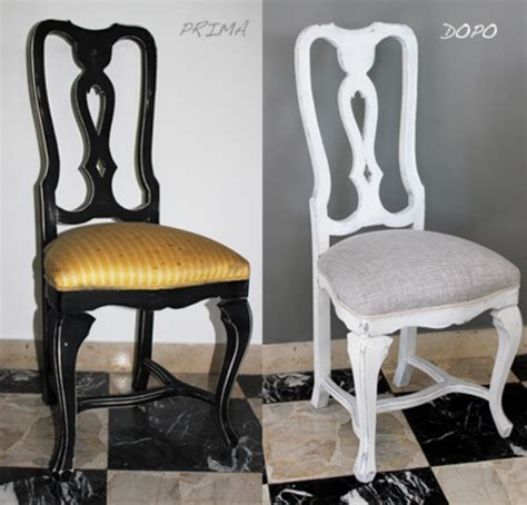sedie vecchie diy vecchie sedie nuovo look don t kill style