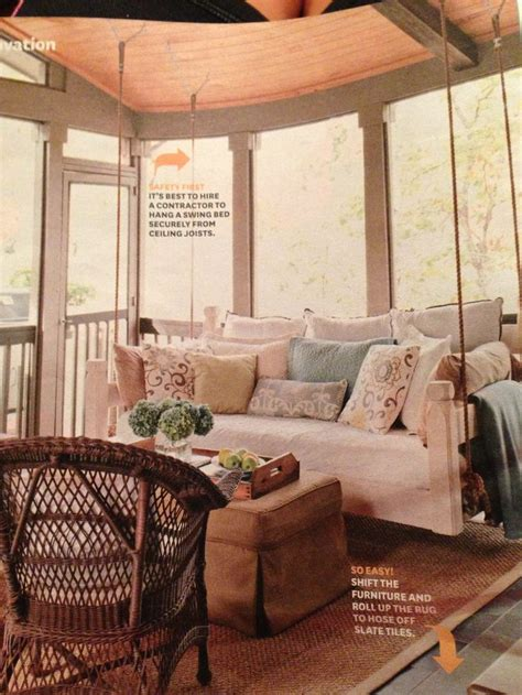 22 best images about sunrooms swings and chandeliers on