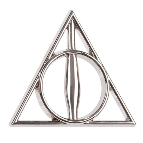 The Deathly Hallows by The Deathly Hallows Pin Universal Orlando