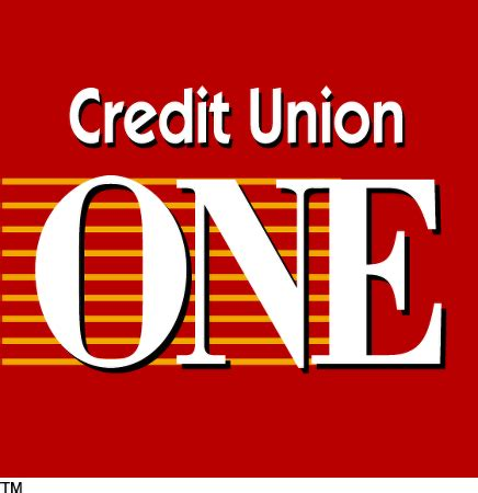 credit union logo credit union one logo vector download in eps vector format