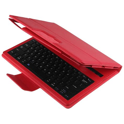 Pro 12 9 Removable Keyboard Leather Cover Diskon for pro 12 9 quot detachable bluetooth keyboard smart