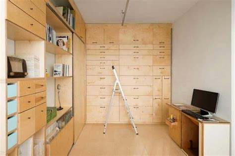 awesome Tiny House Decorating Ideas #5: smart-15-square-meters-apartment-design-4-554x369.jpg