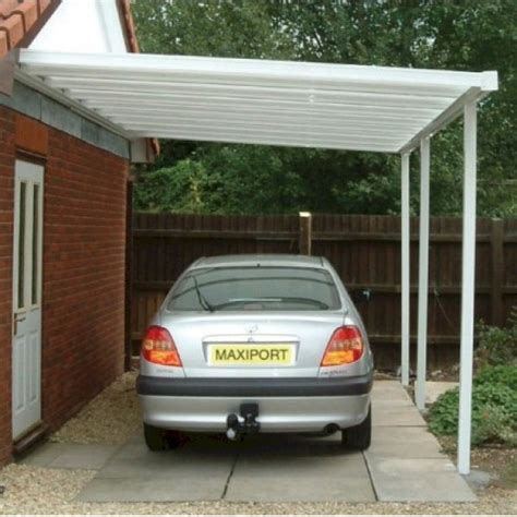 Diy Car Ports by Maxiport Diy Carport Roof Kit 2 6m X 4250mm Lean To