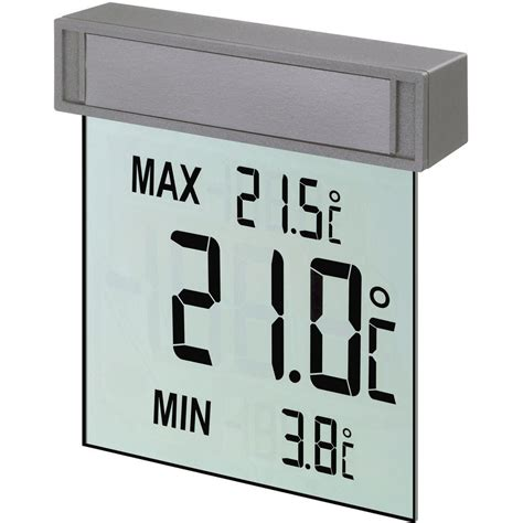 Termometer Vixion vision digital window thermometer