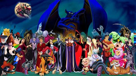 wallpaper disney villains disney villains wallpaper www pixshark com images