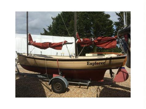 swift explorer boat for sale honner marine swift explorer in hshire sailboats used