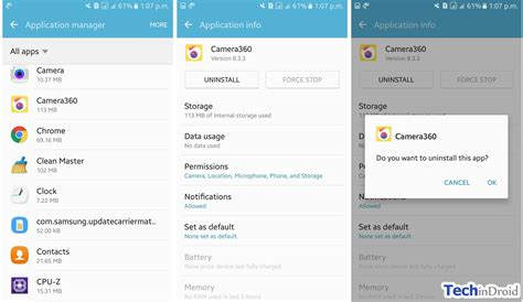 how do i uninstall applications on my android tablet how to free up space on android iphone tips and tricks