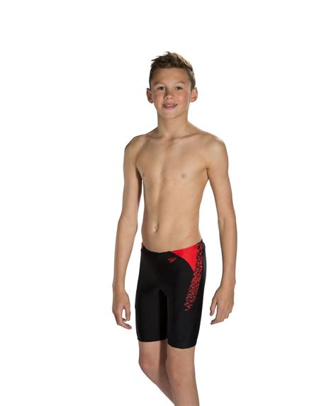 boys swimming briefs speedo boom splice junior jammer boys swimming shorts swim