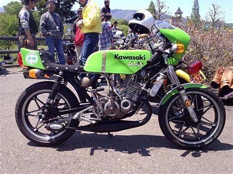 Kawasaki A1 Motorrad by Triple Klinik Gl Forum Kawasaki A1 A7 Kr250 Kr1