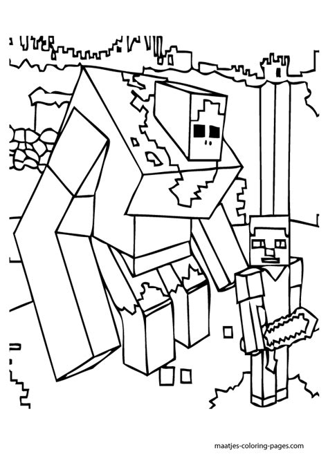 minecraft coloring pages world minecraft world free coloring pages