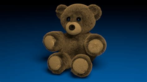 blender tutorial teddy bear fuzzy stuffed bear blender by natybarbosa on deviantart