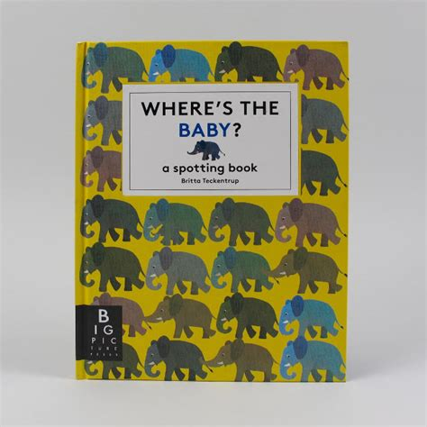 where s the baby britta teckentrup black bough ludlow