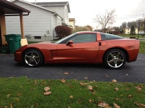 how to sell used cars 2006 chevrolet corvette auto manual sell used 2006 chevy corvette coupe 1lt in rochester new york united states for us 29 500 00