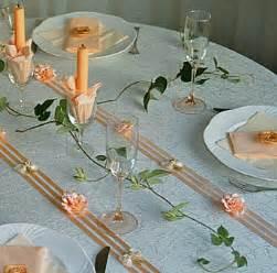 edle dekoration festlich creierte tisch dekoration