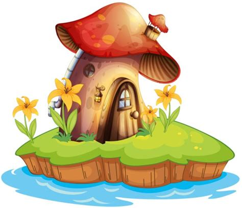 Toadstool Wall Stickers 1000 id 233 es sur le th 232 me royalty free clipart sur pinterest