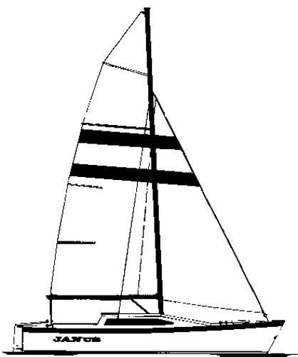 catamaran dory hull janus simple 4 berth trailable cat with dory hulls