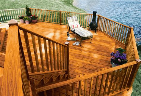 materials for building a deck top considerations when planning a deck