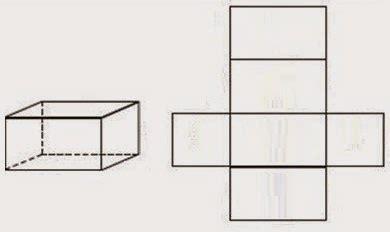 Celengan Jaring gambar jaring jaring bangun ruang lengkap