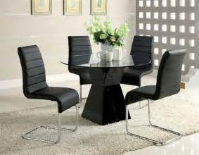 Modern Glass Dining Room Sets by Glass Dining Room Table Sets For Modern Family