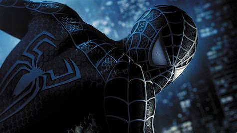 imagenes spiderman negro black spider man wallpapers wallpaper cave