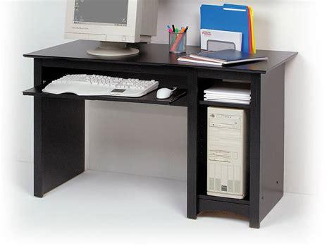 Prepac Computer Desk Prepac Black Sonoma Computer Desk Bdd 2948 At Homelement