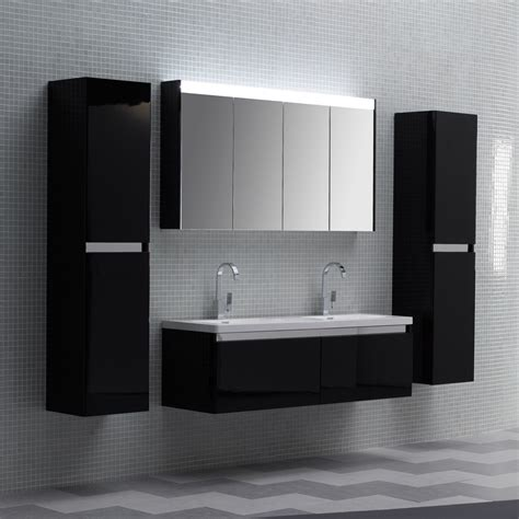 Bathroom Wall Hung Vanities The 1500mm His Hers Vanity Unit