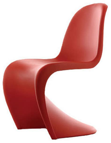 Vertigo Chair Treatment by Panton Chair By Verner Panton And Vitra Modern