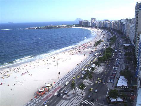 rio de janeiro látnivalók copacabana r 237 o de janeiro