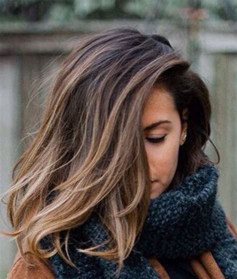 summer hair colors for brunettes best 25 fall hair color for brunettes ideas on