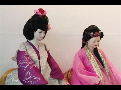 korean s hairstyles ancient ancient hairstyles from the korean shilla dynasty come to
