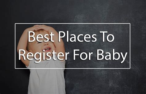 Where Are Places To Register For Baby Shower 10 best places to register for baby best places to
