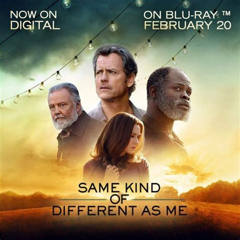 movies this weekend same kind of different as me 2017 celebrate national random acts of kindness with the home release of same kind of different as me