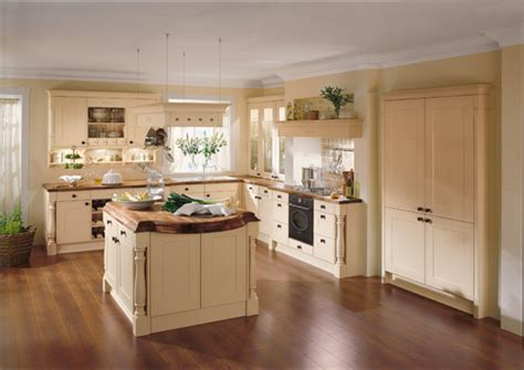 country style colors the enchanting country kitchen design