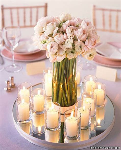 Simple Centerpiece Ideas 25 Beautiful Wedding Table Centerpiece Ideas Easyday